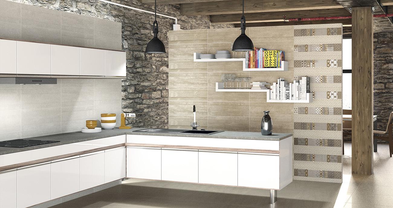 Azulejos Decorativos Para Cocina Cmo Crear Un Mural De Azulejos  ~ Paneles Para Cubrir Azulejos Cocina